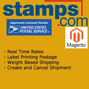 Stamps Magento Product Image