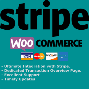 Stripe WooCommerce Payment Gateway Product Image