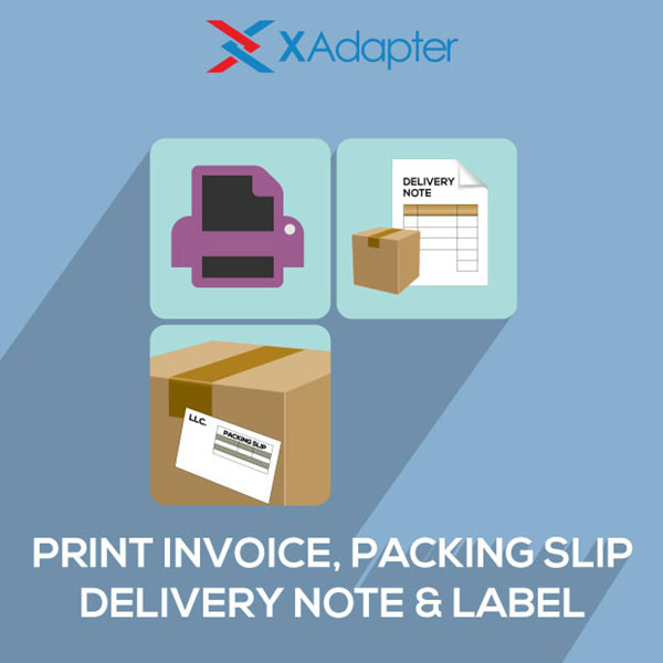 5 print invoice packing slip delivery note