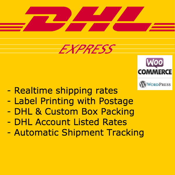 DHL Express Product Image