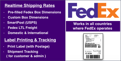 how to track fedex return label