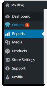 Vendor Admin Dashboard