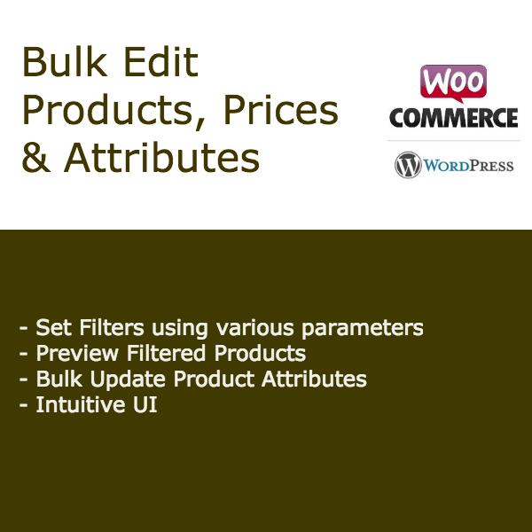 Bulk Edit Products Image