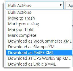 How to Export and Import Orders XML from FedEx using Order / Coupon