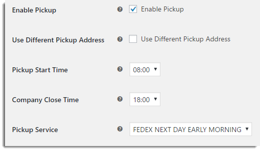 Setting Up WooCommerce Fedex Shipping Plugin XAdapter - Create commercial invoice fedex for service business