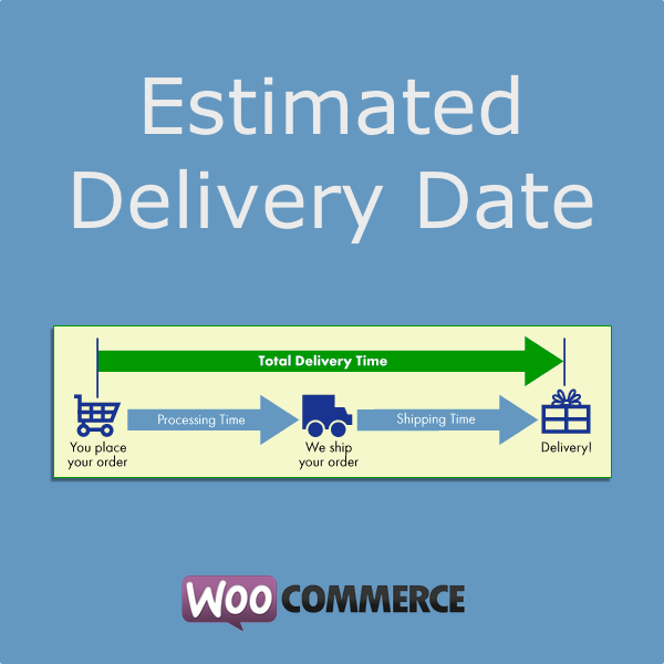 Delivery Estimate – Product Image
