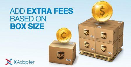 Header Image for WooCommerce UPS Shipping- Extra Fee based on Box size