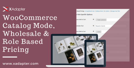 WooCommerce Catalog Mode, Wholesale & Role Based Pricing