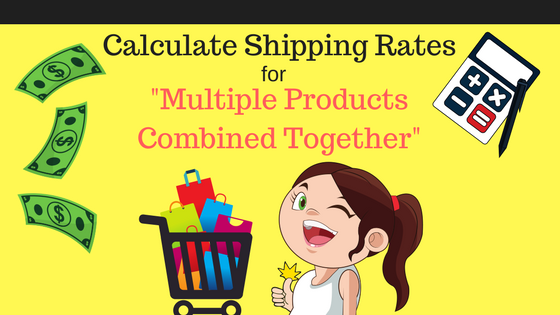 calculate shipping rates for different types of product in the cart xadapter. Black Bedroom Furniture Sets. Home Design Ideas