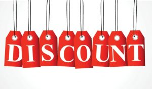 Discount Coupons for Existing Customers
