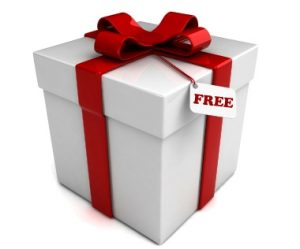Free Gifts to Customers