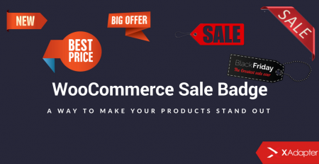 WooCommerce Sale Badge