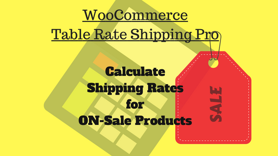 Recover the Shipping Expense by charging Postage for On-Sale
