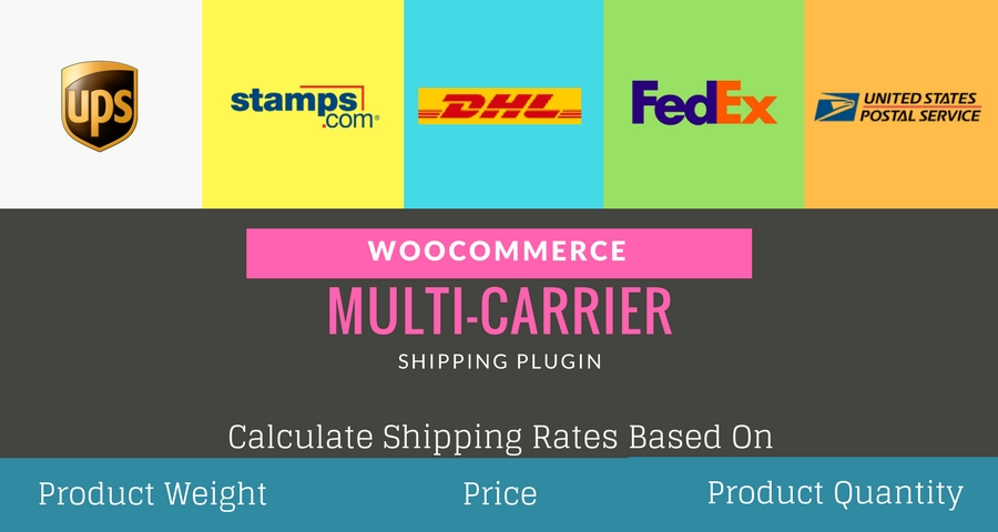 Multi-Carrier Shipping