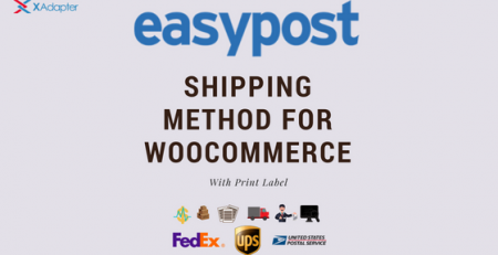 EasyPost Shipping Method for WooCommerce