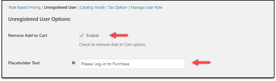 Divi - WooCommerce Catalog Mode | Remove Add to Cart settings for Unregistered Users