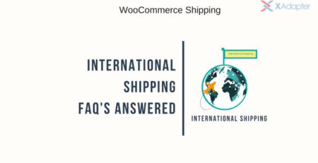 international shipping faq's answered